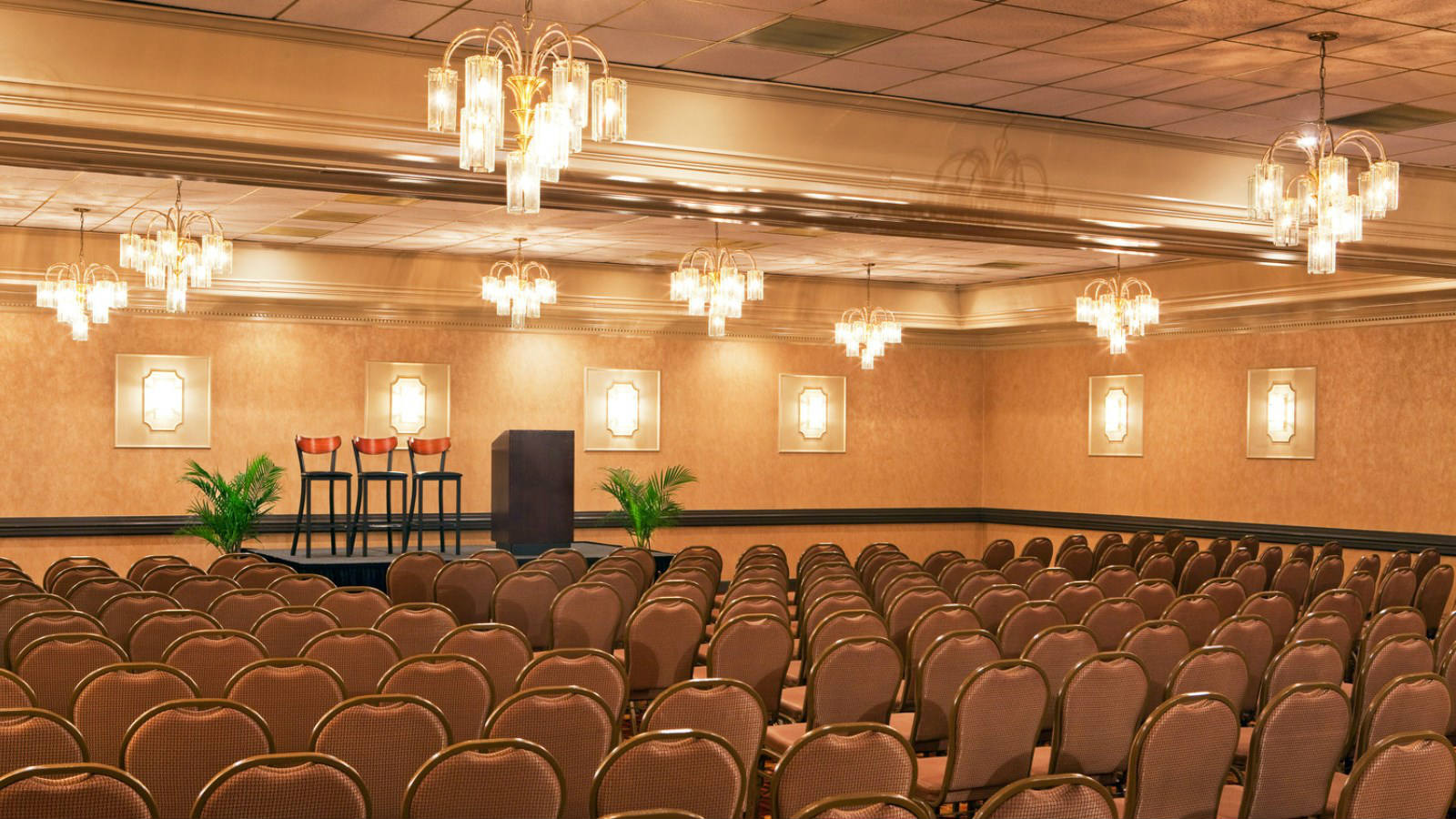 Event Venues Lafayette, Indiana - Meeting Room